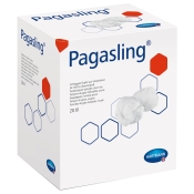 Pagasling® Mulltupfer steril Gr.3 pflaumengroß