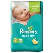 Pampers® baby-dry Gr. 2 Mini 3-6 kg Sparpack
