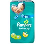 Pampers® baby-dry Gr.2 Mini 3-6kg Sparpack