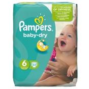 Pampers® baby-dry Gr. 6 Extra Large 15+kg Sparpack