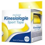 PARAM Kinesiologie Sport Tape 5 cm x 5 m glau