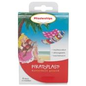 PIRATOPLAST® Kinderpflaster für Mädchen in 4 Größen