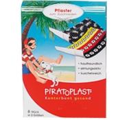 PIRATOPLAST® Kinderpflaster zum Zuschneiden für Jungen in 2 Größen