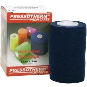 Pressotherm® Kohäsive Bandagen 8 cm x 4 m blau