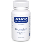 pure encapsulations® Bromelain Ananas Enzym 250 mg