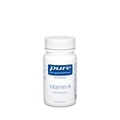 pure encapsulations® Vitamin A Retinylacetat Kapseln