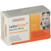 ratioDolor® akut 300 mg Schmerztabletten