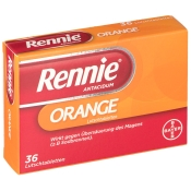 Rennie® Antacidum Orange