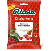 Ricola® Schweizer Kräuterbonbon Kirsche-Honig mit Zucker