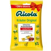 Ricola® Schweizer Kräuterbonbon Kräuter Original