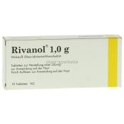 Rivanol Tabletten 1,0 g