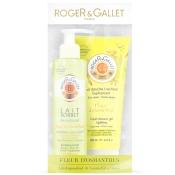 ROGER & GALLET Fleur d'Osmanthu Bodyset