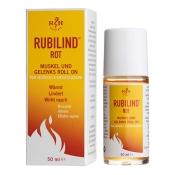RUBILIND ROT Muskel und Gelenks Roll On