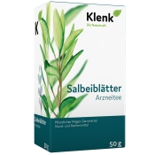 Salbeiblätter Arznei-Tee Klenk