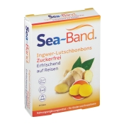 SEA BAND® Ingwer-Lutschbonbons