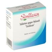 Similasan Tabletten gegen Halsweh
