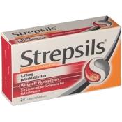 Strepsils® Orange zuckerfrei