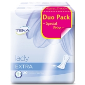 TENA Lady Extra Duo Pack