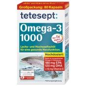 tetesept® Omega-3 1000