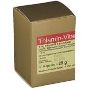 Thiamin-Vitamin B1 Kapseln