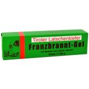 Tiroler Latschenkiefer Franzbrannt-Gel