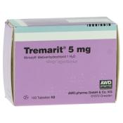 Tremarit 5 mg Tabl.