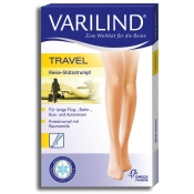 VARILIND® Travel Kniestrümpfe 180 DEN anthrazit Gr. S (37,5-40)