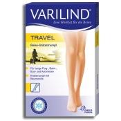 VARILIND® Travel Kniestrümpfe 180 DEN sand Gr. M (40-42,5)