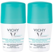 VICHY Deo Roll on Anti Transpirant 48h Doppelpack