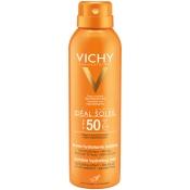 VICHY Idéal Soleil Transparentes & Hydratisierendes Körper-Spray LSF 50