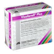 Vicoferell plus Brausetabletten