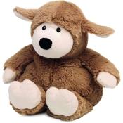Warmies® Beddy Bears Schaf Hellbraun