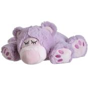 Warmies® Beddy Bears Sleepy Bear lila