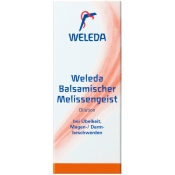 WELEDA Balsamischer Melissengeist Dilution