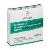 WELEDA Euphrasia D3 Einzeldosen-Augentropfen