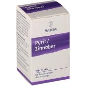 WELEDA Pyrit-Zinnober Tabletten