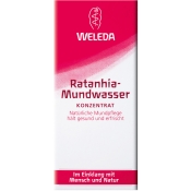 WELEDA Ratanhia Mundwasser