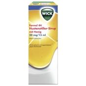 WICK FORMEL 44 Hustensaft mit Honig