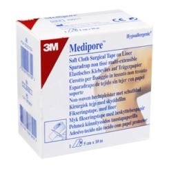 3M™ Medipore™ auf Liner 5 cm x 10 m