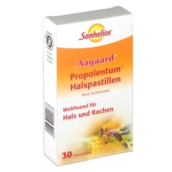 Aagaard® Propolentum® Halspastillen