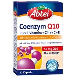 Abtei Coenzym Q10 Plus