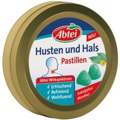 Abtei Husten und Hals Pastillen