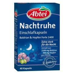 Abtei Nachtruhe Einschlafkapseln