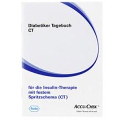 ACCU-CHEK® Diabetiker Tagebuch CT