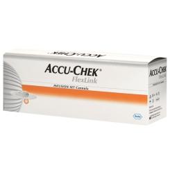 ACCU-CHEK® FlexLink 8/30 mit Adapter Infusionsset