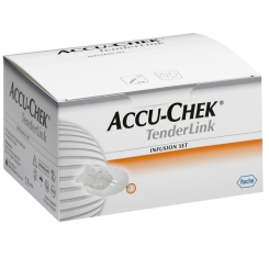 ACCU-CHEK® TenderLink Infusionsset 17/60