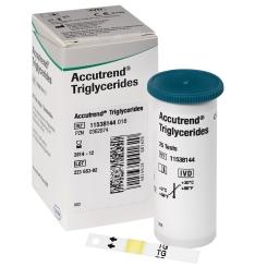Accutrend® Triglycerides 25 Teststreifen