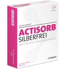 ACTISORB® SILBERFREI 6,5 x 9,5 cm