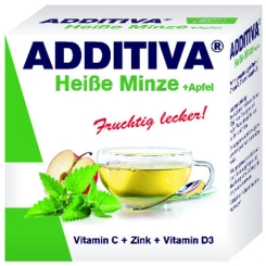 ADDITIVA® Heiße Minze + Apfel