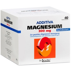 ADDITIVA® Magnesium 300 mg Pulver